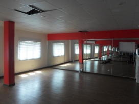 Aerobics Room-After Renovation