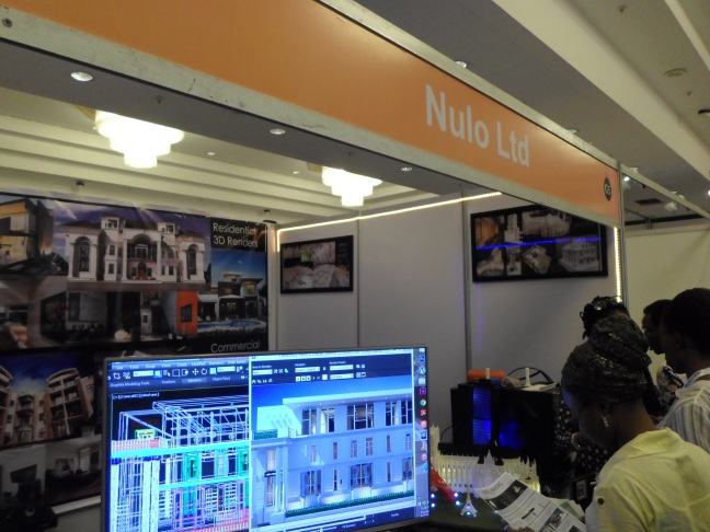 Nulo exhibition stand